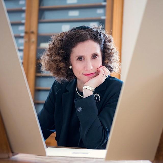 Professor Geraldine Johnson
